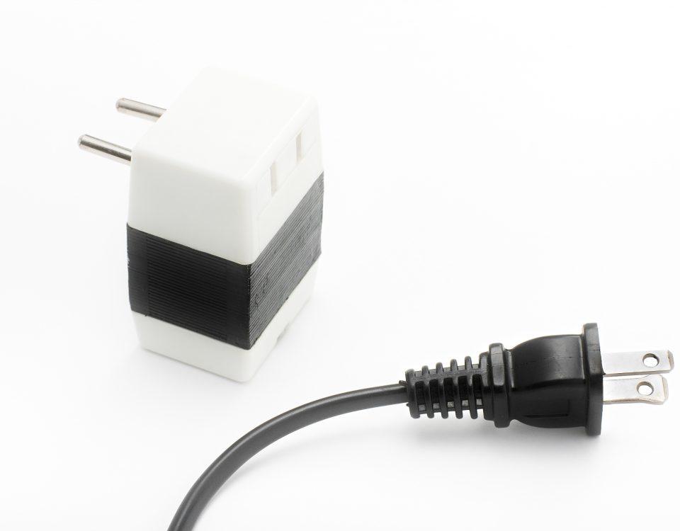 220V and 120V adapter
