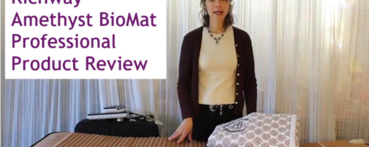 Richway BioMat Professional Product Review