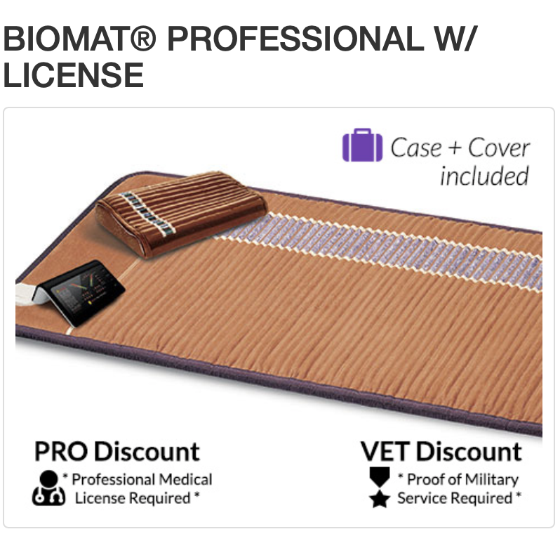 Practitioner Biomat Discount